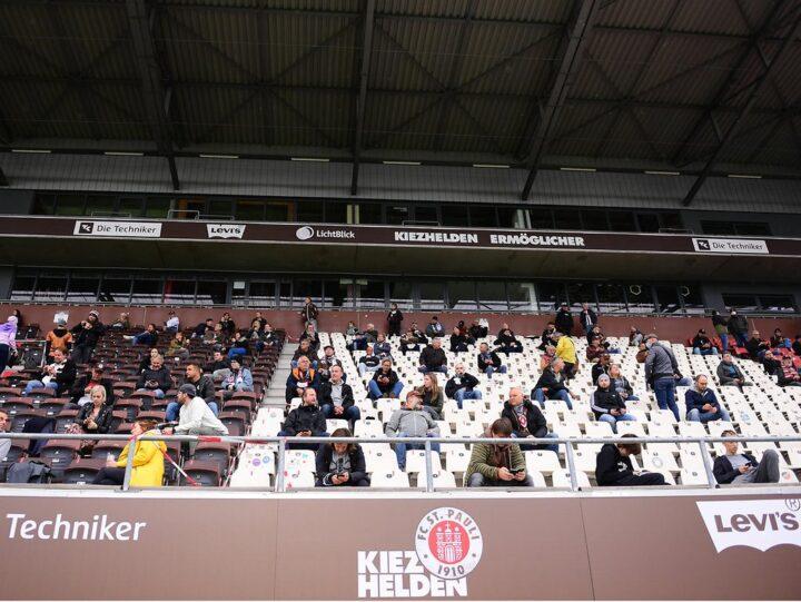 Für das nächste Heimspiel: Verdoppelt St. Pauli seine Zuschauerzahl?
