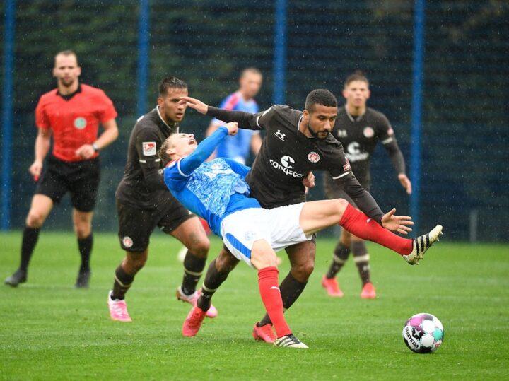 St. Paulis Kyereh sorgt für Sieg gegen Spitzenreiter