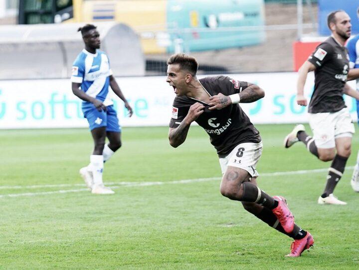 Vor dem Derby gegen den HSV: Zalazar verzückt ganz St. Pauli
