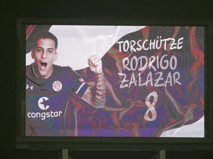 "Bleibt ""Eisvogel"" Zalazar länger bei St. Pauli?"