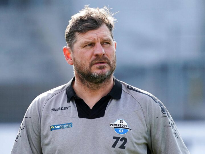Als HSV-Fan! Paderborn-Trainer Baumgart verrät, was er von St. Pauli hält