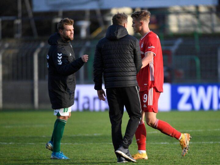 Zwei St. Paulianer düpieren Arp und Meister Bayern