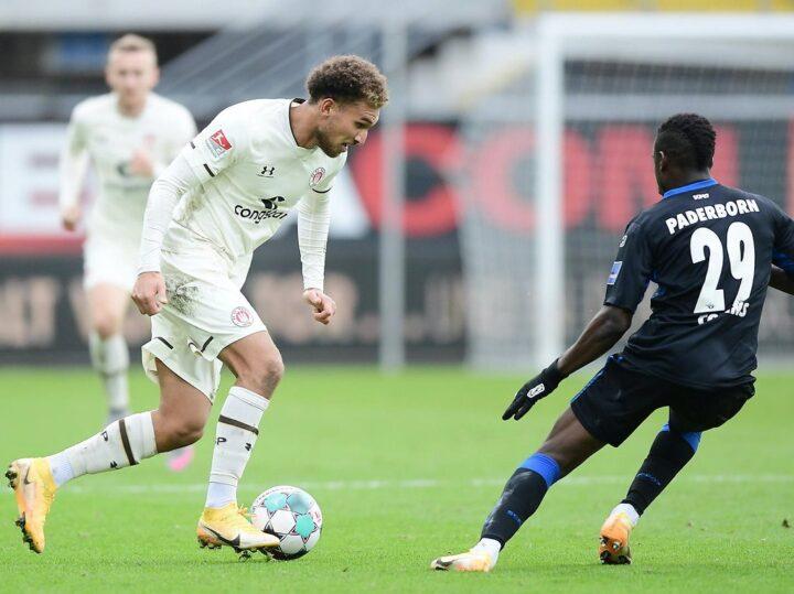 Lob von Schultz: Lankfords Startelf-Debüt für St. Pauli hat einen Schönheitsfehler