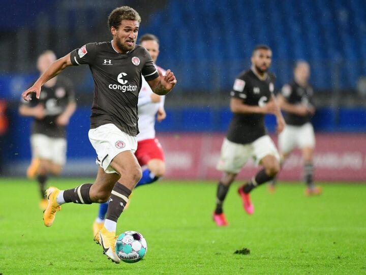 """""""Schalter umgelegt"""": St. Pauli-Boss Bornemann lobt Kevin Lankford"""