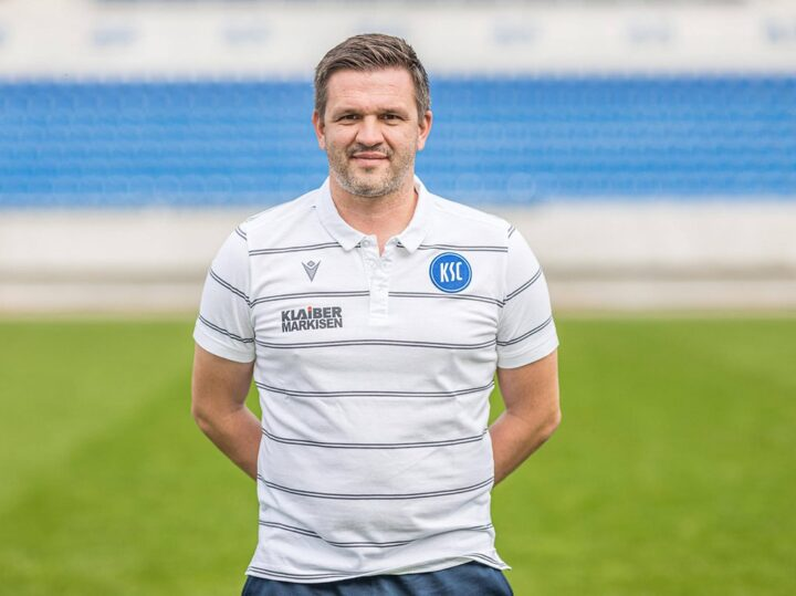 Co-Trainer beim KSC: So denkt Zlatan Bajramovic über seine Rückkehr