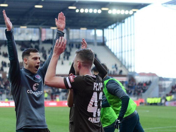 Jetzt im Liveticker: So läuft es für St. Pauli gegen Osnabrück