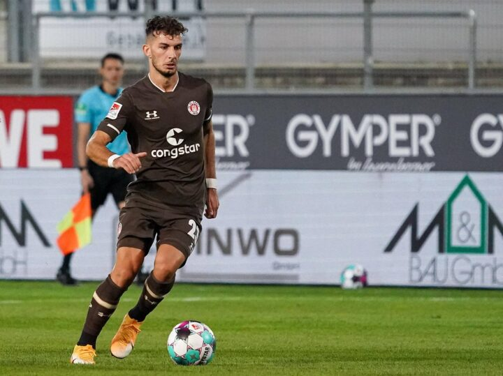 Stark im Bremen-Test: Spielt sich Paqarada zurück in die St. Pauli-Startelf?