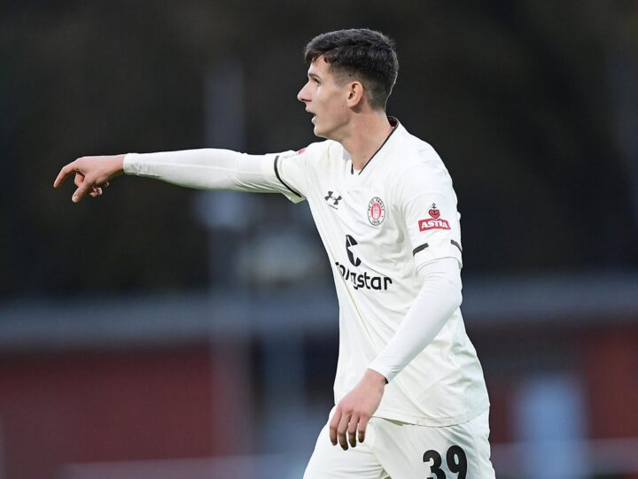 """""""Junge ist außergewöhnlich"""": Hat der FC St. Pauli da ein neues Wunderkind?"""
