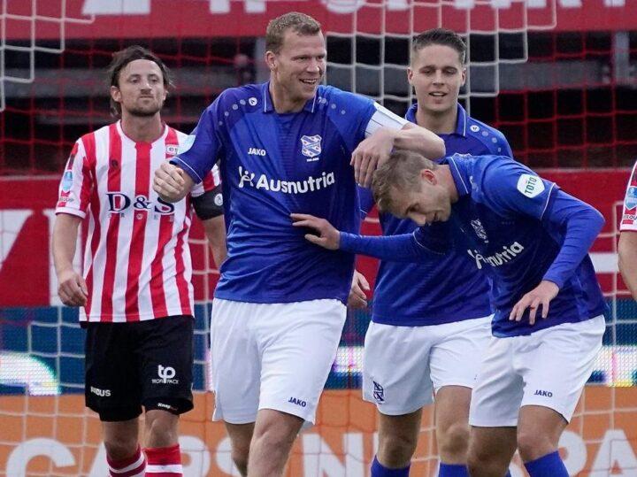 Top-Torschütze in Holland! Veerman hat die Zeit bei St. Pauli stark gemacht
