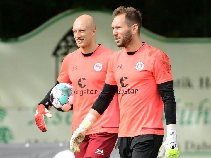 St. Paulis Torwart-Frage: Darum könnte Brodersen Himmelmann ersetzen