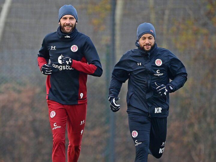 Rückkehr der Verletzten:  Nur ein Spieler macht St. Pauli wirklich Hoffnung