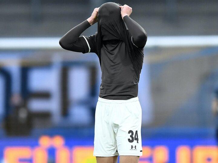 Nach St. Paulis Albtraumkick: Braunschweigs Trainer streut noch Salz in die Wunde