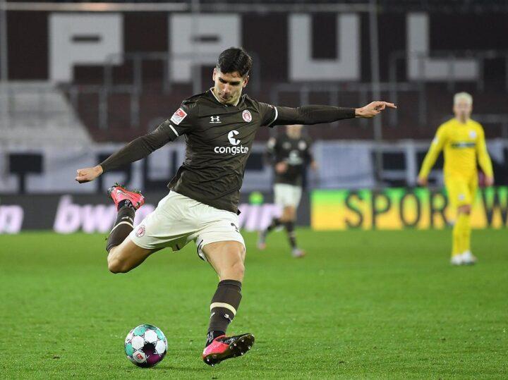 Mit 17 Jahren: St. Paulis Matanovic darf auf sein Startelf-Debüt hoffen