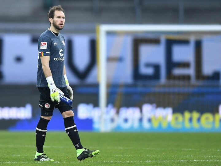 """""""Auf dem Prüfstand"""": Jetzt muss sogar Himmelmann um seinen Platz bei St. Pauli bangen"""