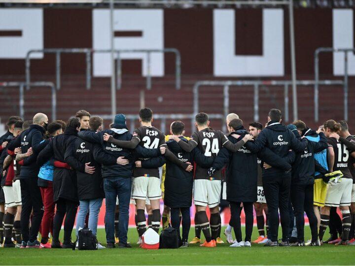 St. Pauli-Noten gegen Düsseldorf: Fünfmal gibt's die Fünf