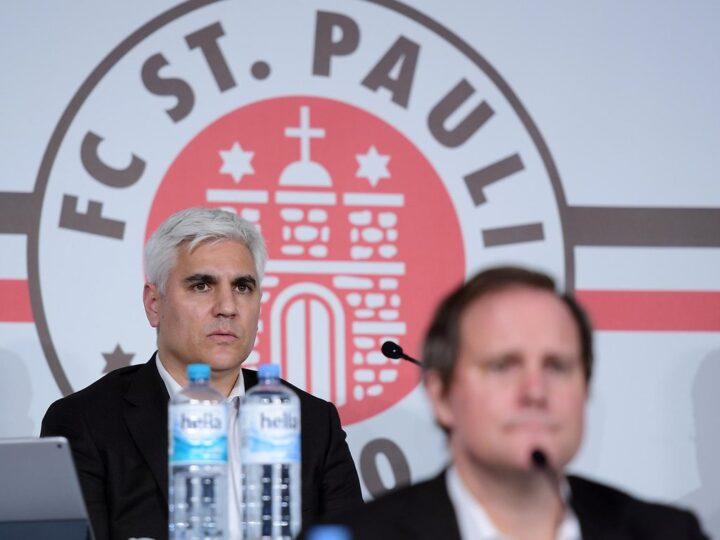 St. Paulis Führungs-Trio braucht dringend Siege