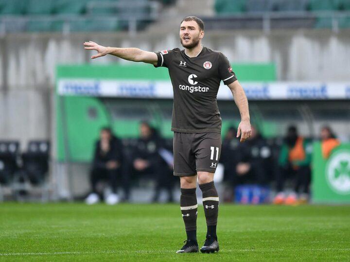 Jetzt im Liveticker: So läuft es für den FC St. Pauli in Würzburg