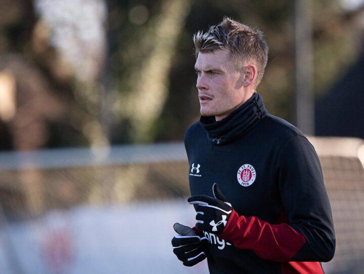 Darum war St. Pauli-Neuzugang Smith in Hannover nicht im Kader