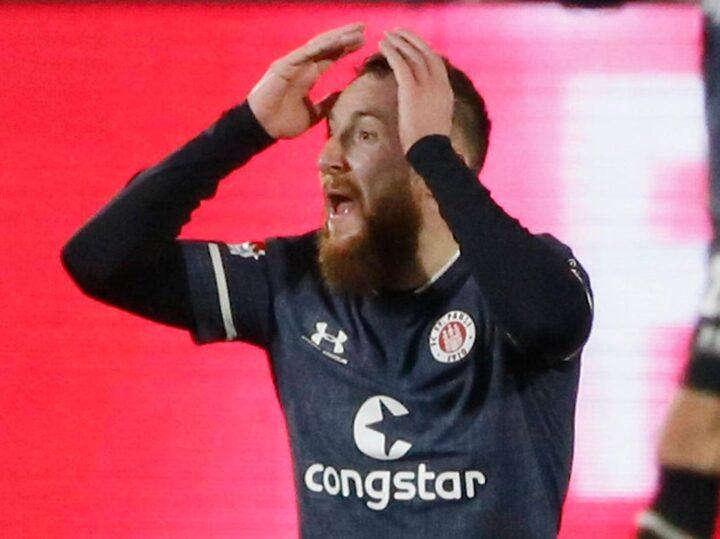Das sagt St. Pauli-Trainer Schultz über Knolls sportliche Krise