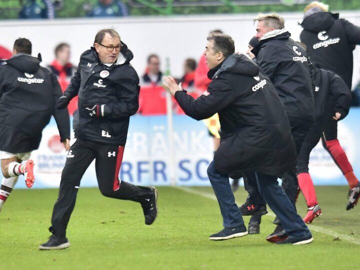 St. Pauli in Fürth: Von Aufstiegsparty bis Abstiegskrimi