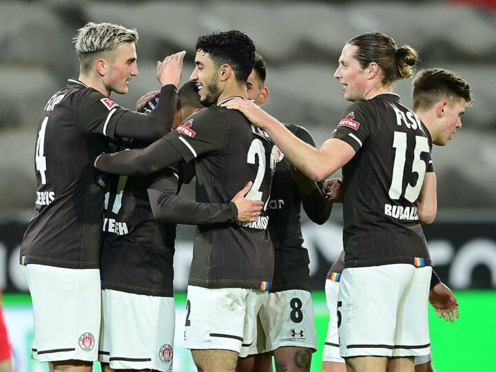 Jetzt im Liveticker: So läuft es für den FC St. Pauli in Heidenheim