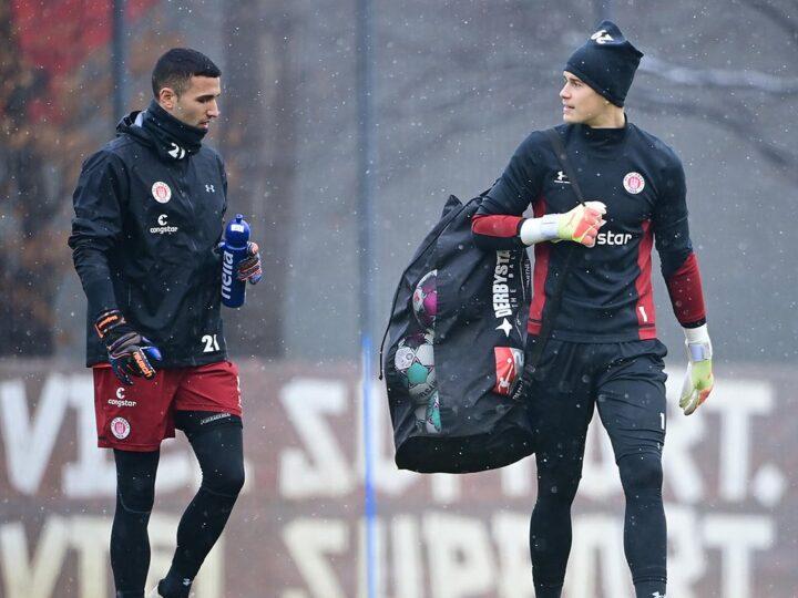Neue Torwart-Frage: Wer ist St. Paulis Nummer zwei hinter Stojanovic?