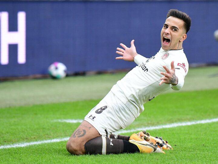 """St. Pauli und Zalazar: """"Dann ist er der beste Rodrigo, den wir haben können"""""""