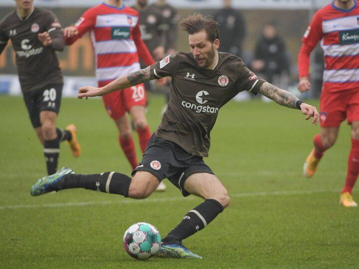 Der FC St. Pauli ist die Schieß-Bude der 2. Bundesliga