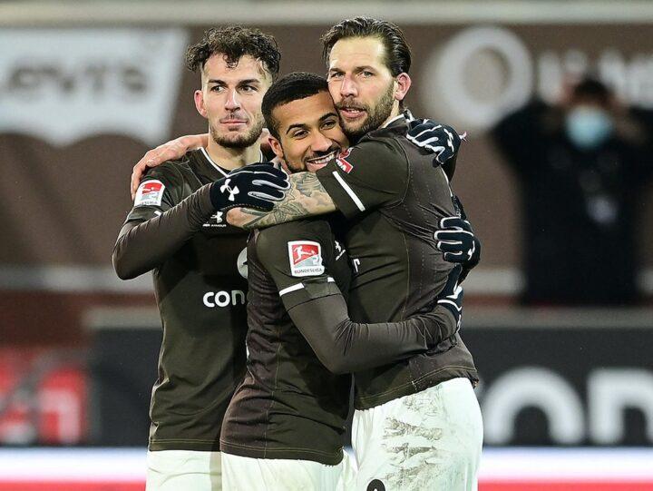 Er trifft und trifft und trifft: Dieser St. Pauli-Profi stellt Tor-Rekord ein!