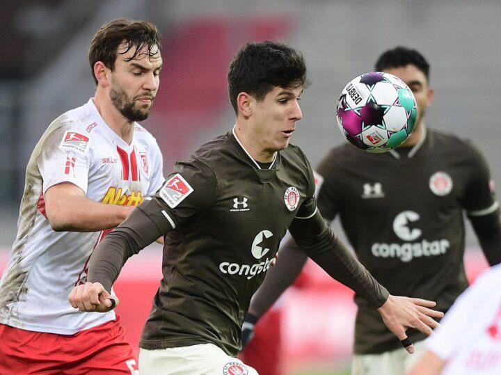 Darum fehlte Igor Matanovic gegen Sandhausen im St. Pauli-Aufgebot