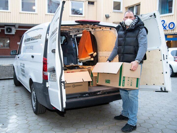 Ex-St. Pauli-Torhüter Pliquett sorgt für Obdachlosen-Hilfe gegen Kälte