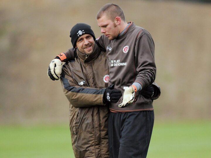 """""""Digger, du spielst das Derby!"""" Das sagte Stani 2011 zu Pliquett vor dem Derby"""