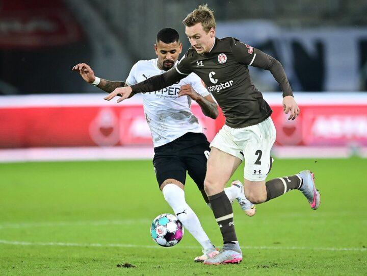 Vertrag von St. Pauli-Leistungsträger hat sich verlängert