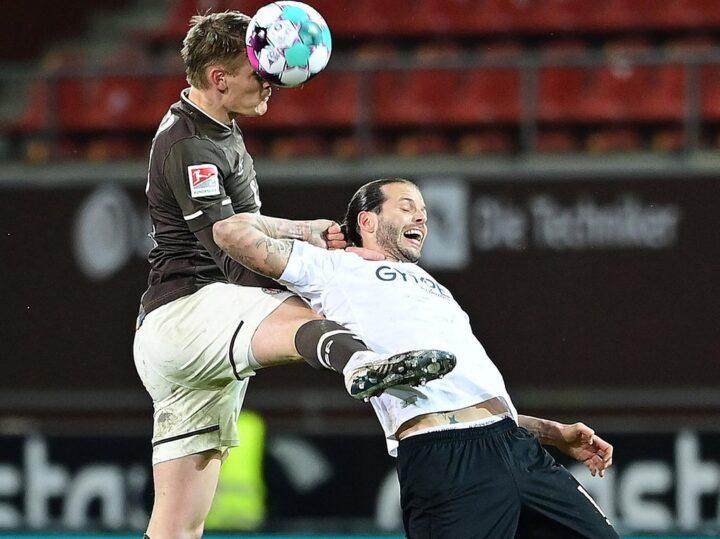 """""""Noch lange nicht am Limit"""": Eric Smith weckt bei St. Pauli große Erwartungen"""