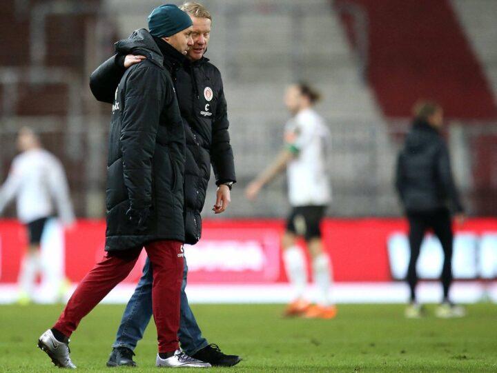 Timo Schultz hat bei St. Pauli ungewohnte Probleme