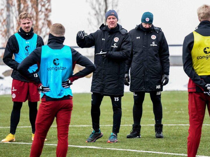 Leihspieler: St. Pauli-Trainer Schultz über die Zukunft von Marmoush und Zalazar