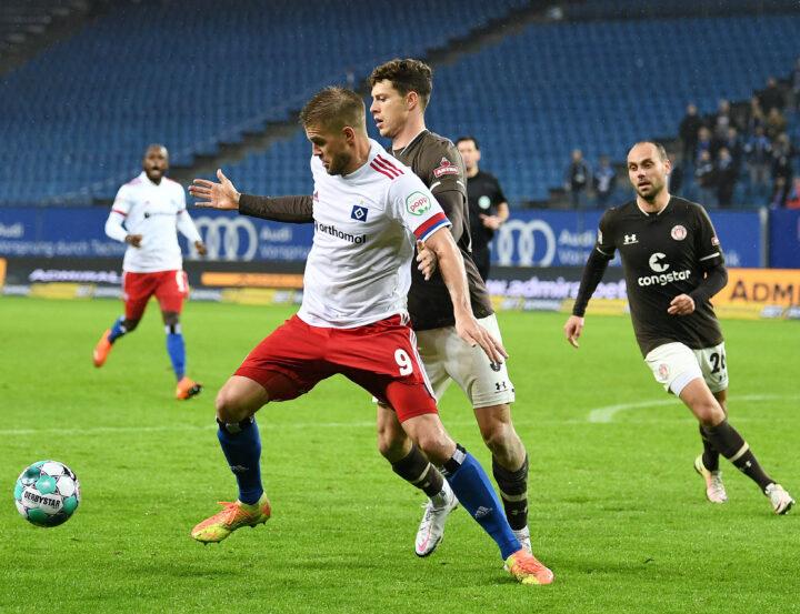 Jetzt im Liveticker: So läuft das Derby zwischen St. Pauli und dem HSV