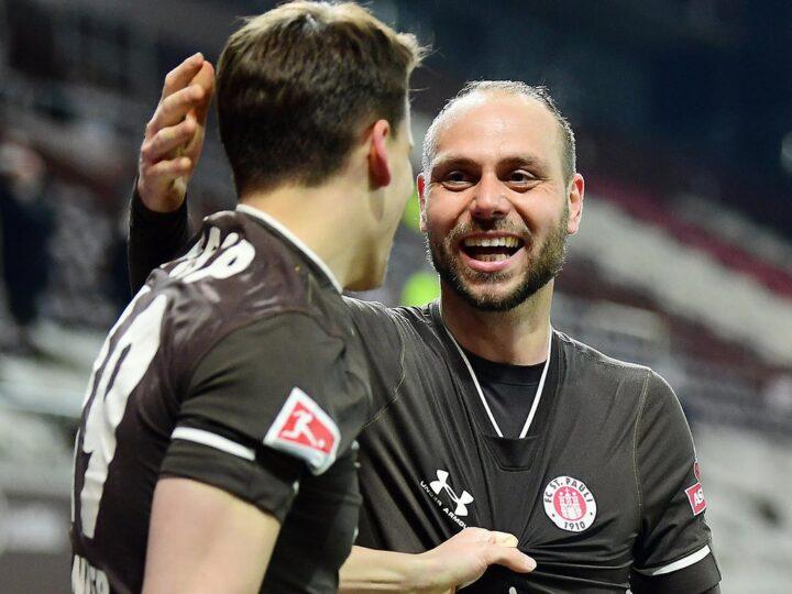 Derby-Sieg als süße Belohnung für St. Pauli-Profi Benatelli