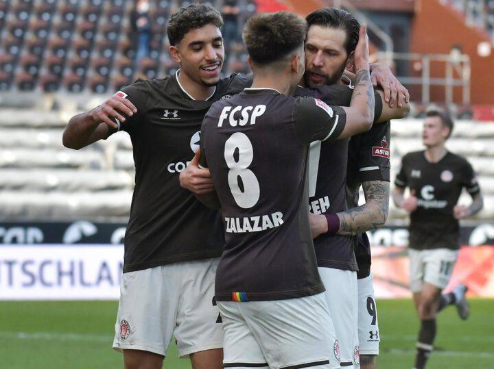 St. Pauli lädt den Akku auf: Nach der Pause kann der Kiezklub einen Rekord jagen