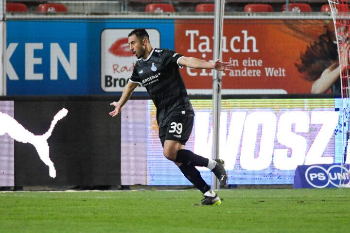 Ex-Kiezkicker Bouhaddouz rettet Duisburg einen Punkt