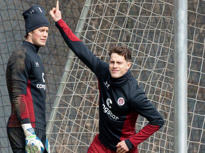 Aufatmen bei St. Pauli: James Lawrence wohl fit für Paderborn