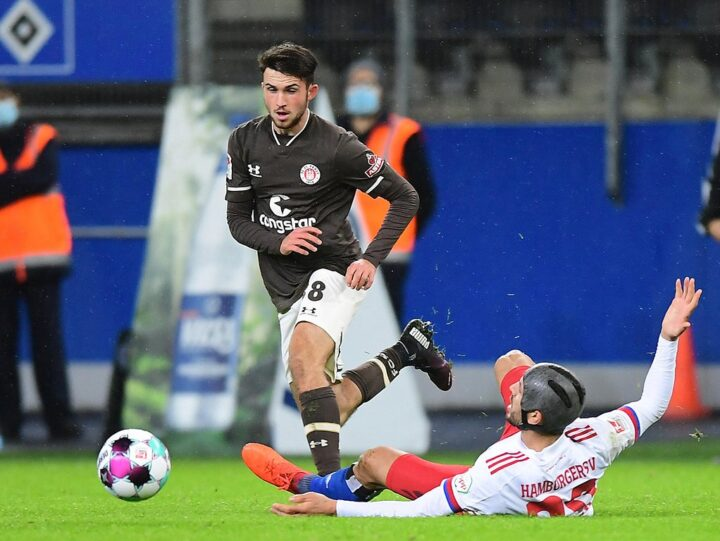 St. Pauli verliert Top-Talent Leon Flach!
