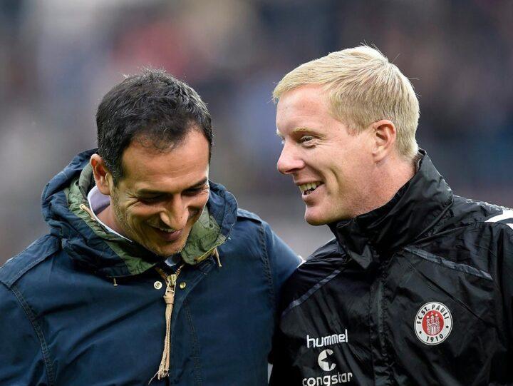 Viel Respekt vor Azzouzi und Co: Fürth taugt als Vorbild für St. Pauli