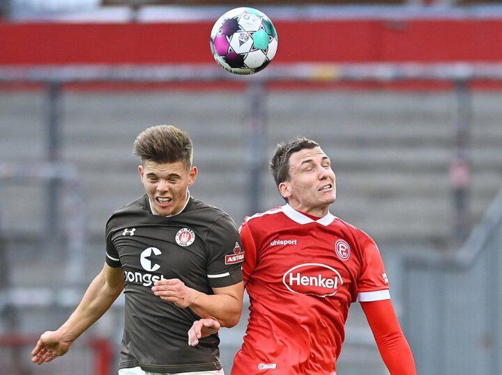 """Spitzenspiel in Düsseldorf: St. Pauli gierig: """"Lernen hat keine Ziellinie"""""""