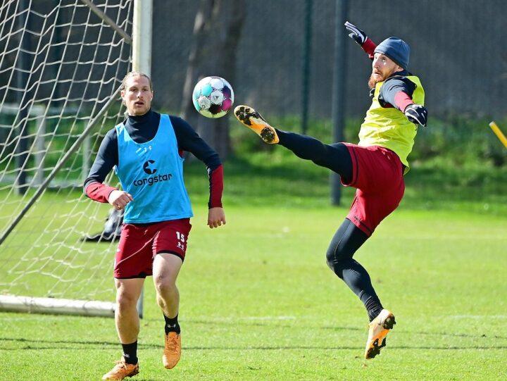 Buballa und Knoll stehen beim FC St. Pauli vor dem Aus