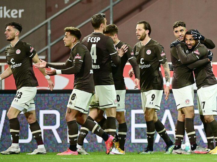St. Pauli erstmals seit fünftem Spieltag auf einstelligem Tabellenplatz