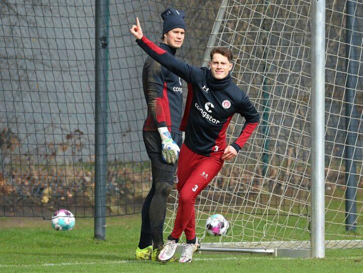 Nach Reise-Stress: Sind St. Paulis Nationalspieler fit für Braunschweig?