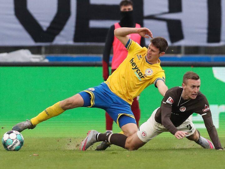 """""""Der Tiefpunkt"""": Pleite in Braunschweig führte zu St. Paulis Höhenflug"""