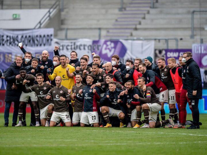 Nur Avevor noch verletzt: St. Pauli wird von Woche zu Woche fitter