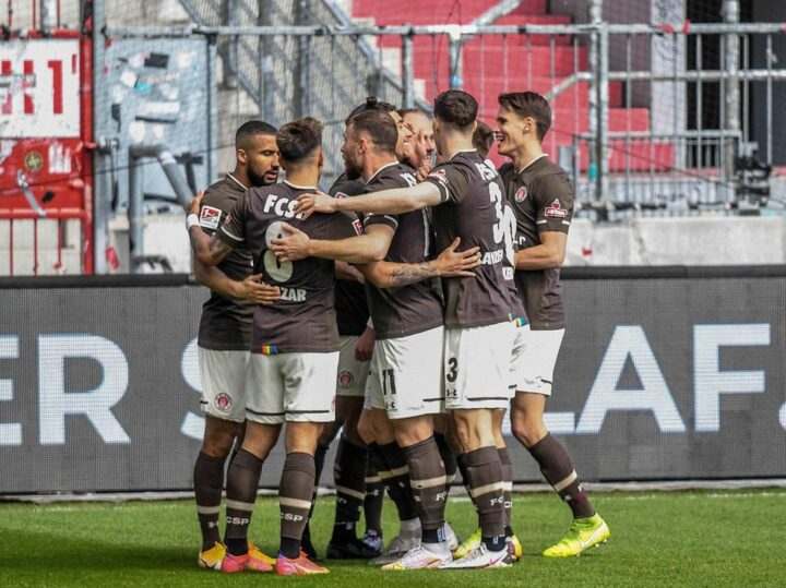 Jetzt im Liveticker: So läuft es für den FC St. Pauli in Düsseldorf